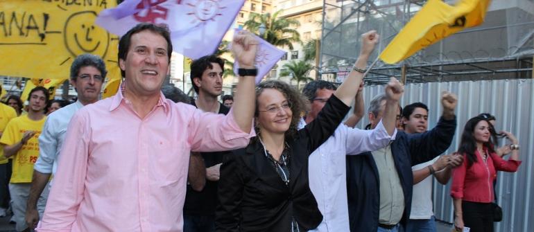 """Luciana Genro adianta: """"Será preciso contrariar interesses"""""""