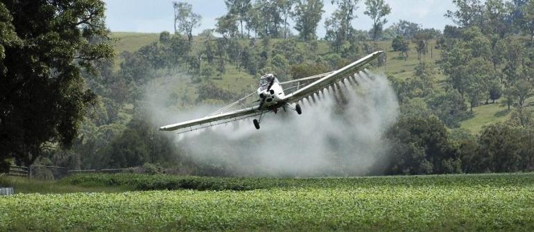 Produtor rural e piloto são condenados por lançar agrotóxico em indígenas